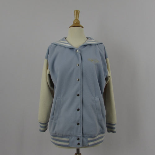 Ank Rouge Pastel Sailor Jacket - Cherry Cordial