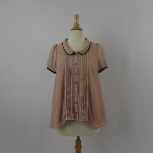 Ingni Blush Swing Blouse