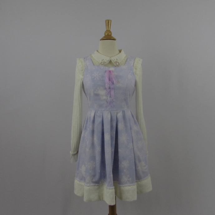 Ank Rouge Snow Princess Dress