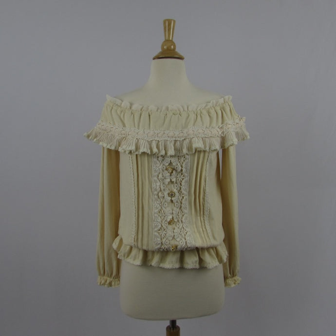 Liz Lisa Cream Princess Top
