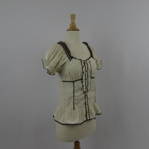 Axes Femme Striped Top