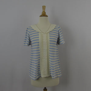Axes Femme Striped Sailor Top