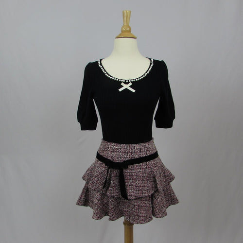 Liz Lisa Cozy Skirt - Cherry Cordial