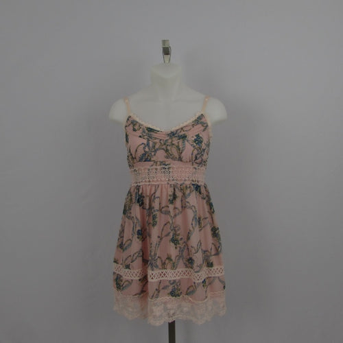 Ank Rouge Floral Sun Dress