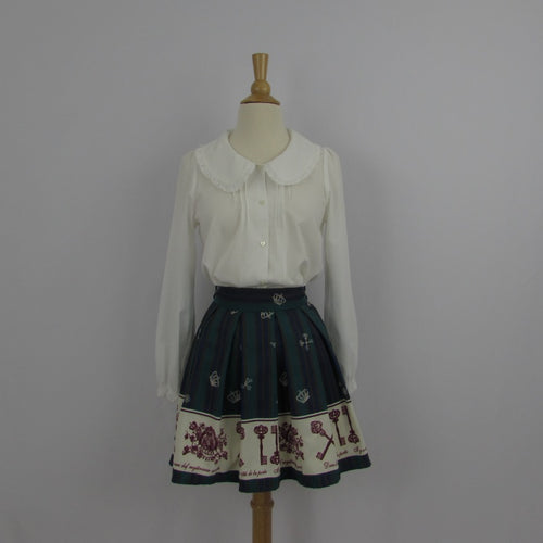 Ank Rouge Royalty Skirt