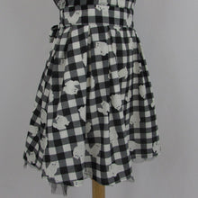Ank Rouge Gingham Kitty Dress