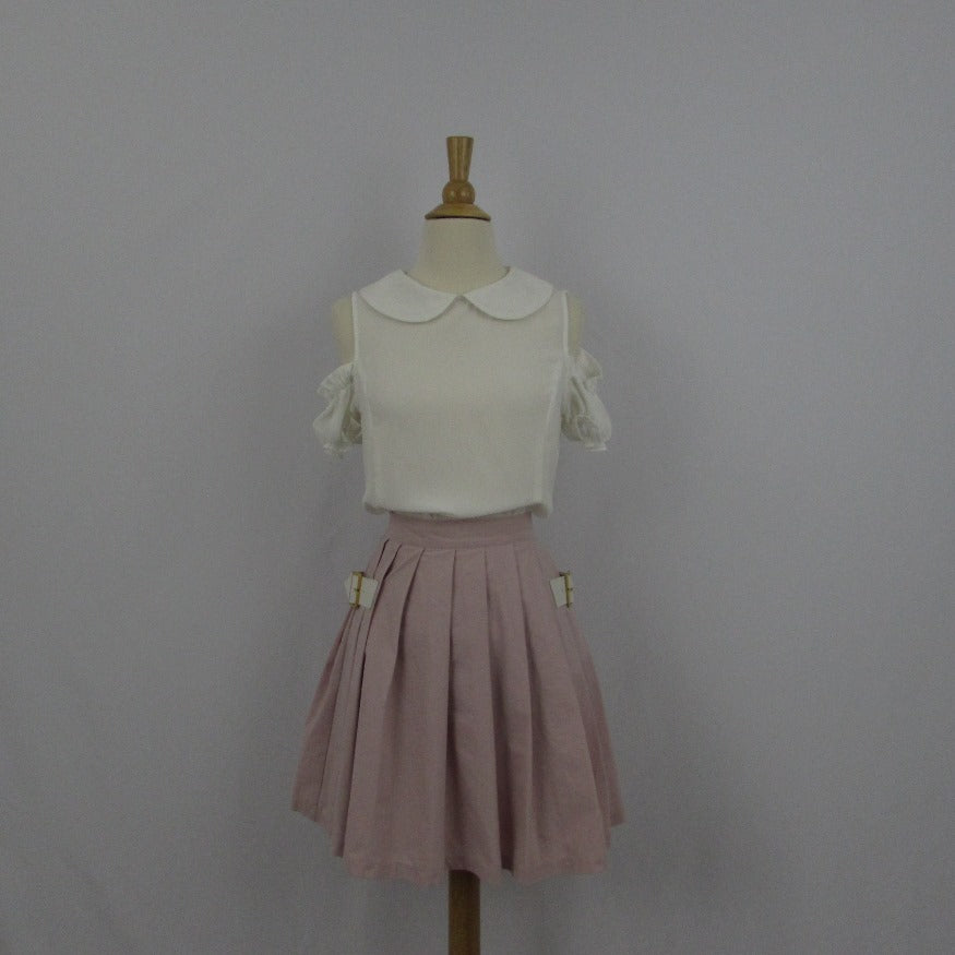 Ank Rouge Pink Skirt