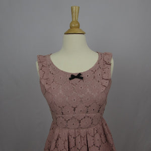 Ank Rouge Lace Dress NWT - Cherry Cordial