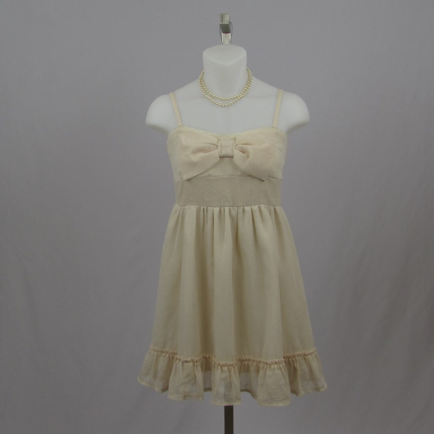 Liz Lisa Cream Baby Doll NWT - Cherry Cordial