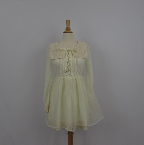 Liz Lisa Cream Princess Dress