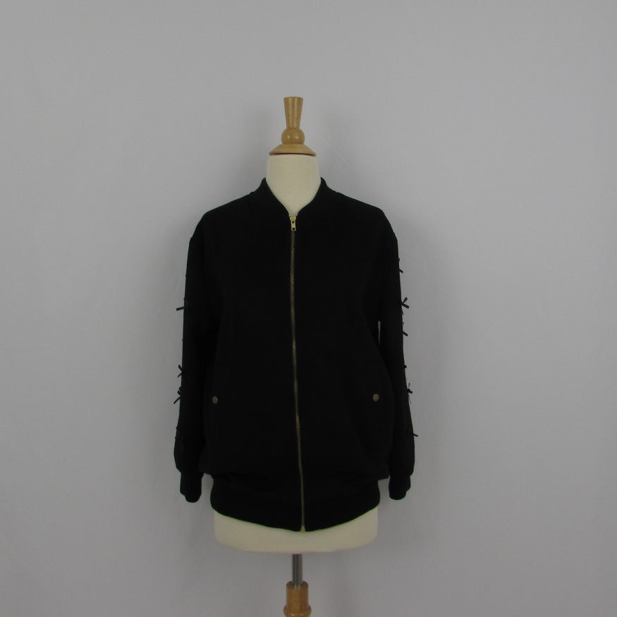 Ank Rouge Black Bows Jacket
