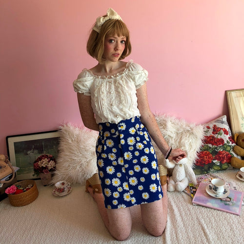 Juniorsweet Daisy Chain Skirt