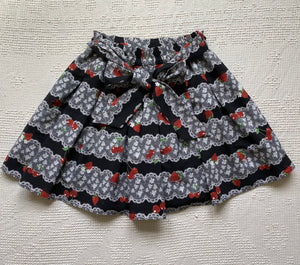 Ank Rouge Strawberry Syndrom Skirt