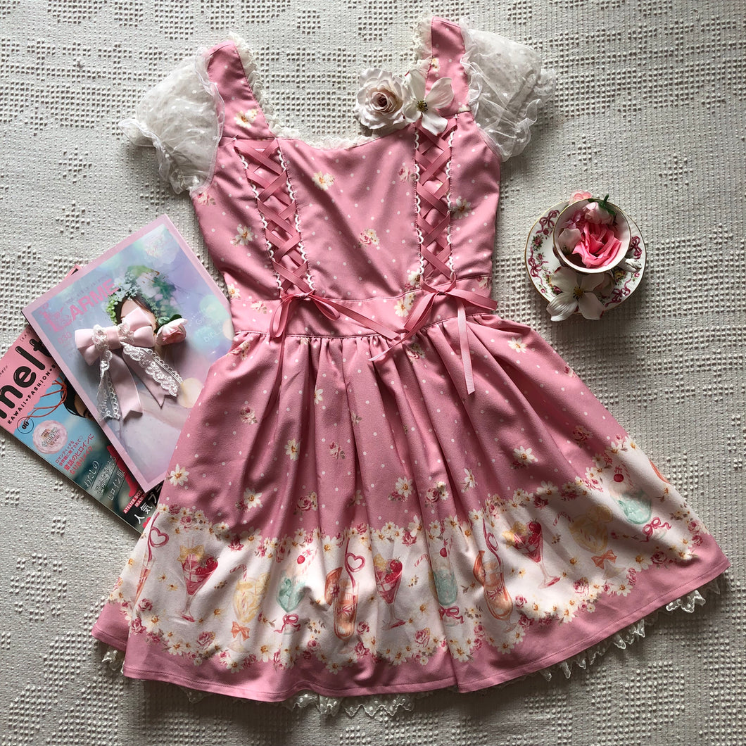 Liz Lisa Pink Summer Dress