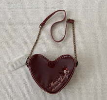 Axes Femme Heart shaped Purse