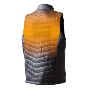 Dune Men's 3 Zone Heated Vest - Edward Coy
