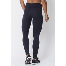 Black Zip Up Leggings - Edward Coy