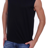 Men's Mesh Light Weight Sleeveless Shirt - Edward Coy