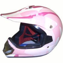 DOT MX Kids Camo Helmet - Edward Coy