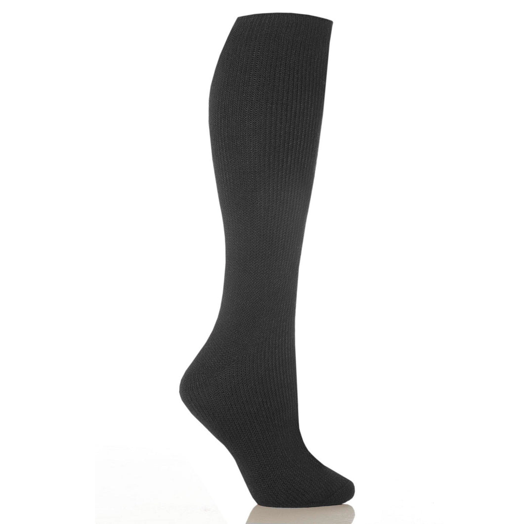 Grabber Heat Holders Ladies Long Leg Socks - Edward Coy