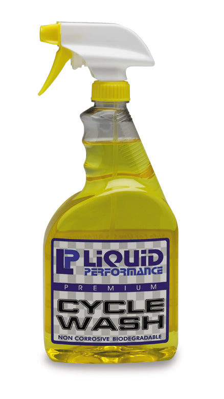 Liquid Performance Cycle Wash - Edward Coy
