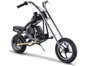Gas Mini Chopper 49cc Black - Edward Coy