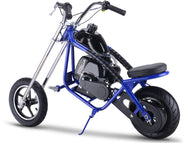 Gas Mini Chopper 49cc Blue - Edward Coy