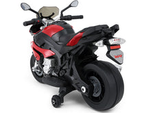 BMW 12v Motorcycle Red - Edward Coy