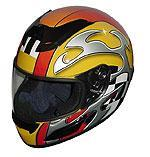 Race Full Face Motorcycle Helmets - Edward Coy