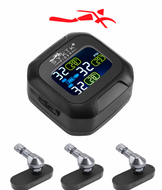 SYKIK Rider SRTP690, tire Pressure Monitoring System for Trikes - Edward Coy