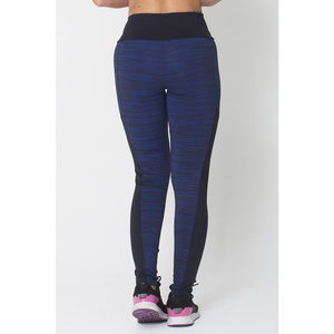 Blue Keep Balance Legging