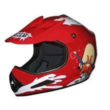 DOT MX Kids Back Off Helmet - Edward Coy