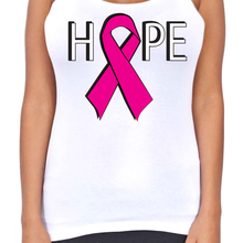 Dri Fit Hope T-Back Tank Top - Edward Coy