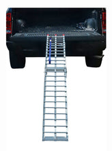 Pit Posse Folding Arched Ramp 9 FT x 17.5 IN 1500lbs - Edward Coy