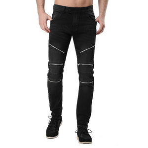 Motorcycle Race Jeans - Edward Coy
