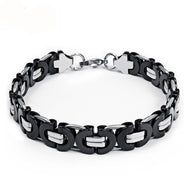 Vintage Stainless Steel Hand Bracelet For Men - Edward Coy