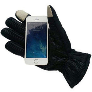 Windproof Snowmobile Gloves - Edward Coy
