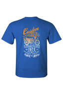 American Made Tradition Motorcycles T Shirt - Edward Coy