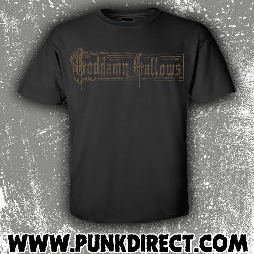 Goddamn Gallows- Logo T-Shirt