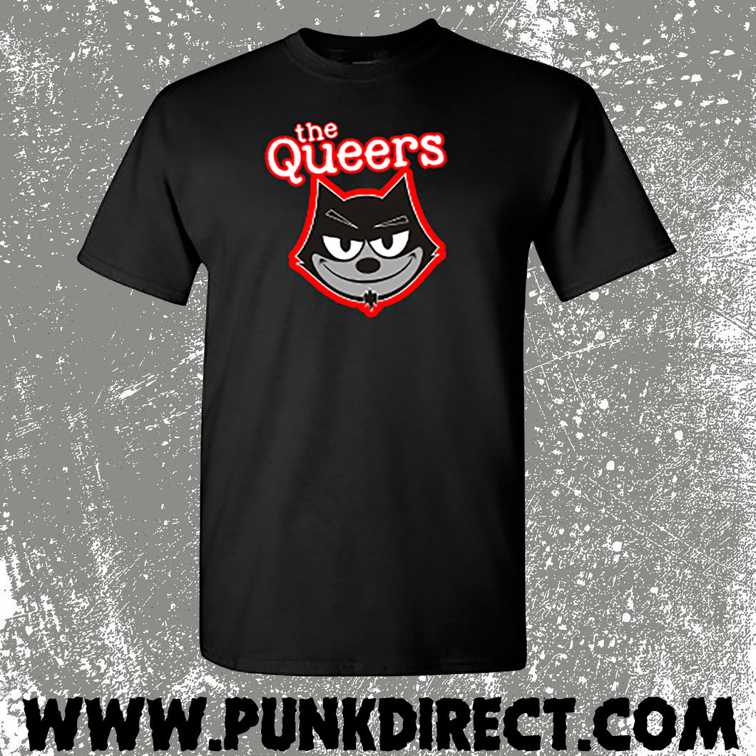 The Queers- Smiling Felix T-Shirt