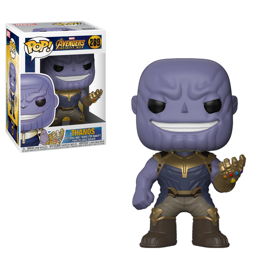 Funko POP: Thanos - Avengers Infinity War