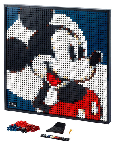 LEGO ART Disney's Mickey Mouse 31202