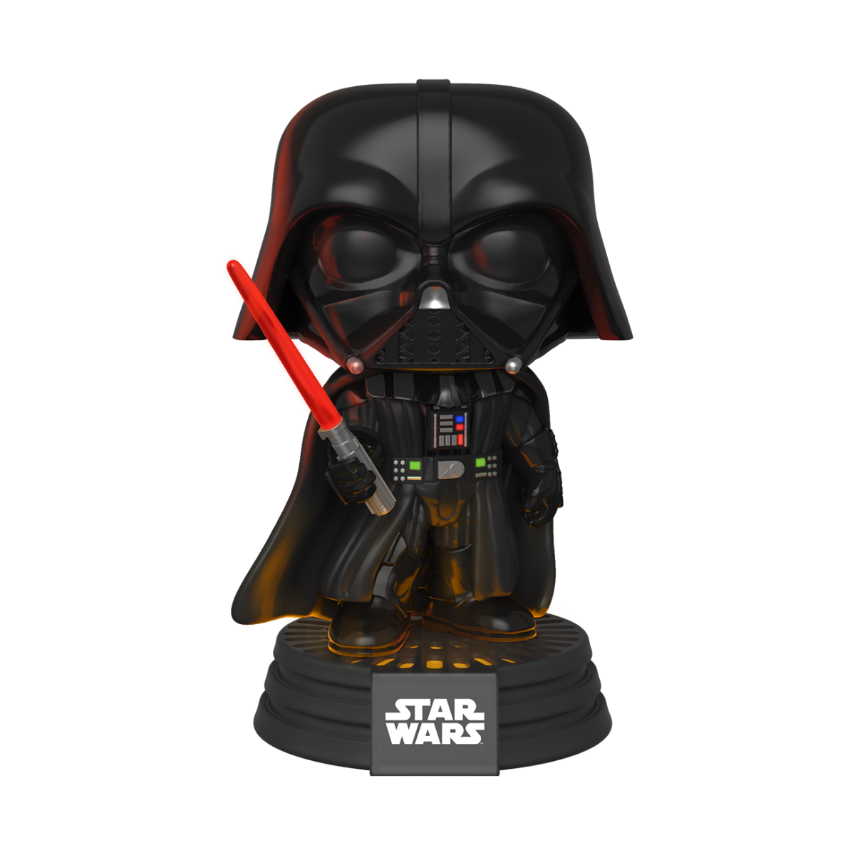 Funko Pop Movies: Star Wars - Darth Vader Electronico
