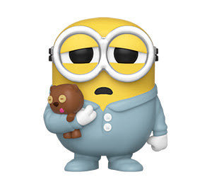 Funko Pop Movies: Minions El ascenso de Gru - Pijama Bob