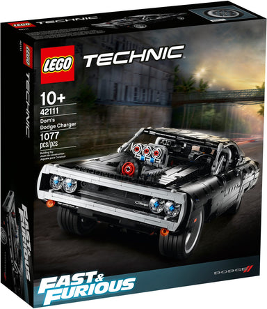 LEGO Technic Dodge Charger de Dom 42111