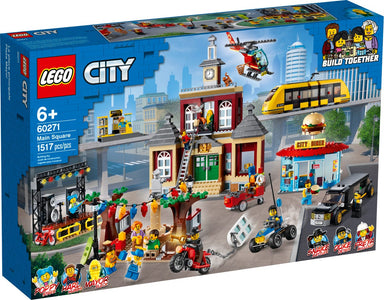 LEGO City Plaza Mayor 60271