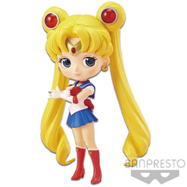 Banpresto Q posket Sailor Moon - Sailor Moon