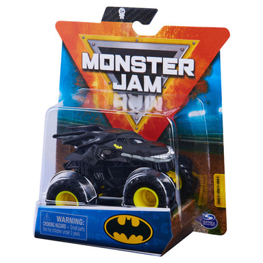 Monster Jam: Monster Jam 1:64 - Batman con Pulsera