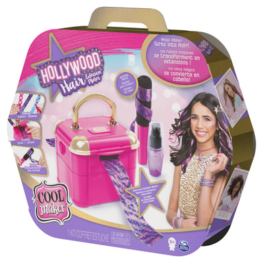 Cool Maker: Estudio Hollywood extensiones de moda