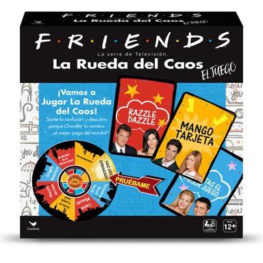 Games: Friends - La Rueda del Caos